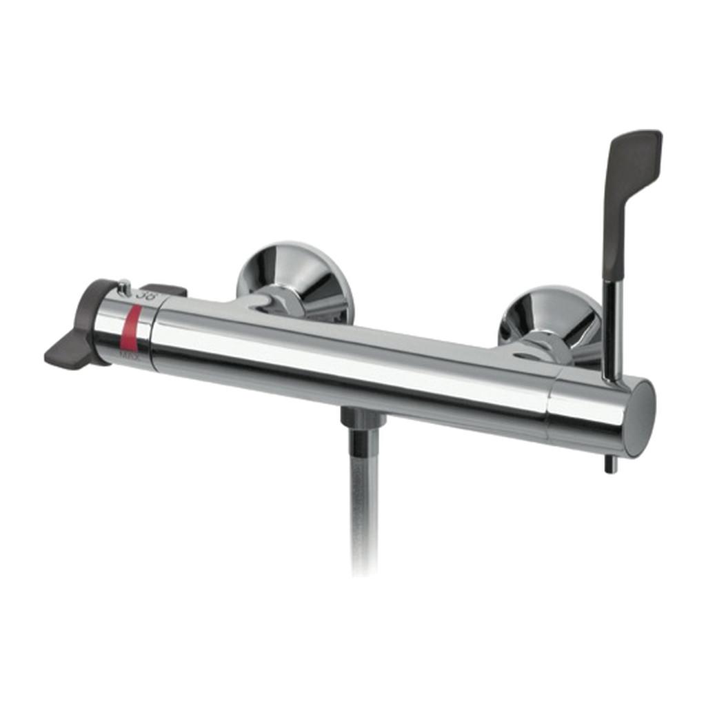 SENIOR PROGRAM Alpi Senior Program - Sprchová batéria nástenná termostatická, rozteč 150mm, chróm MR 67155