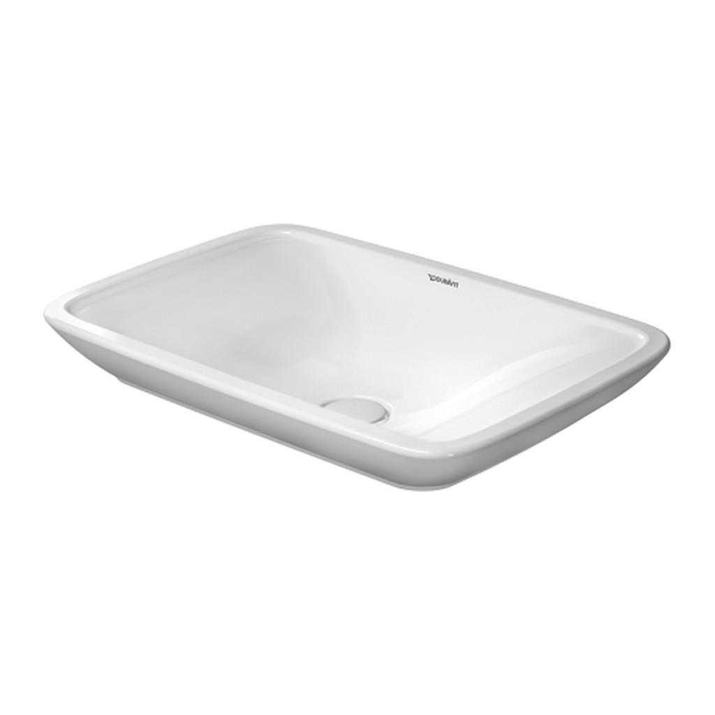 PURAVIDA Duravit PuraVida - umývadlová misa 70x45 cm 0369700000