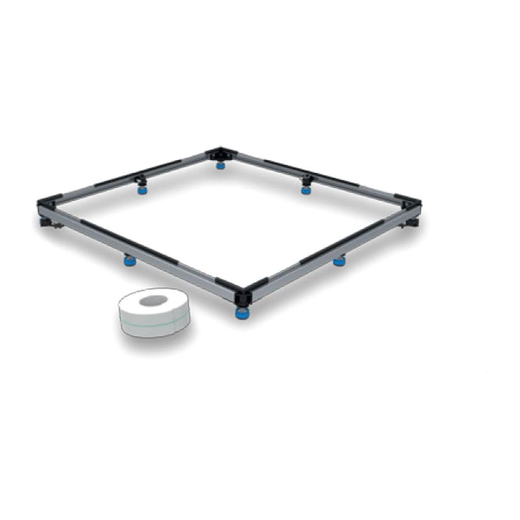 Kaldewei - Inštalačný rám na vaničky do rozmeru 120/120 cm, 5300-19