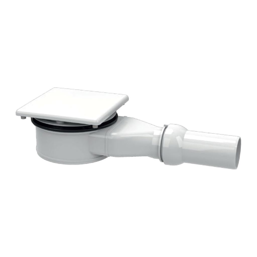 Kaldewei Conoflat - Špeciálna odtoková súprava pre sprchové vaničky Conoflat, alpská biela 4091