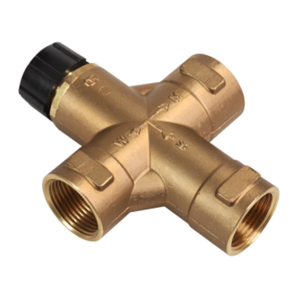 PRÍSLUŠENSTVO Sanela - Termostatický zmiešavací ventil, 28l/min, SLT 04