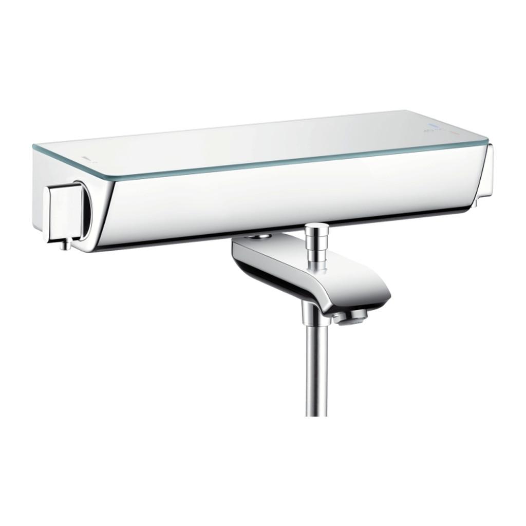 SELECT, TERMOSTATICKé BATéRIE NA STENU Hansgrohe Ecostat Select – termostatická vaňová batéria na stenu, chróm 13141000