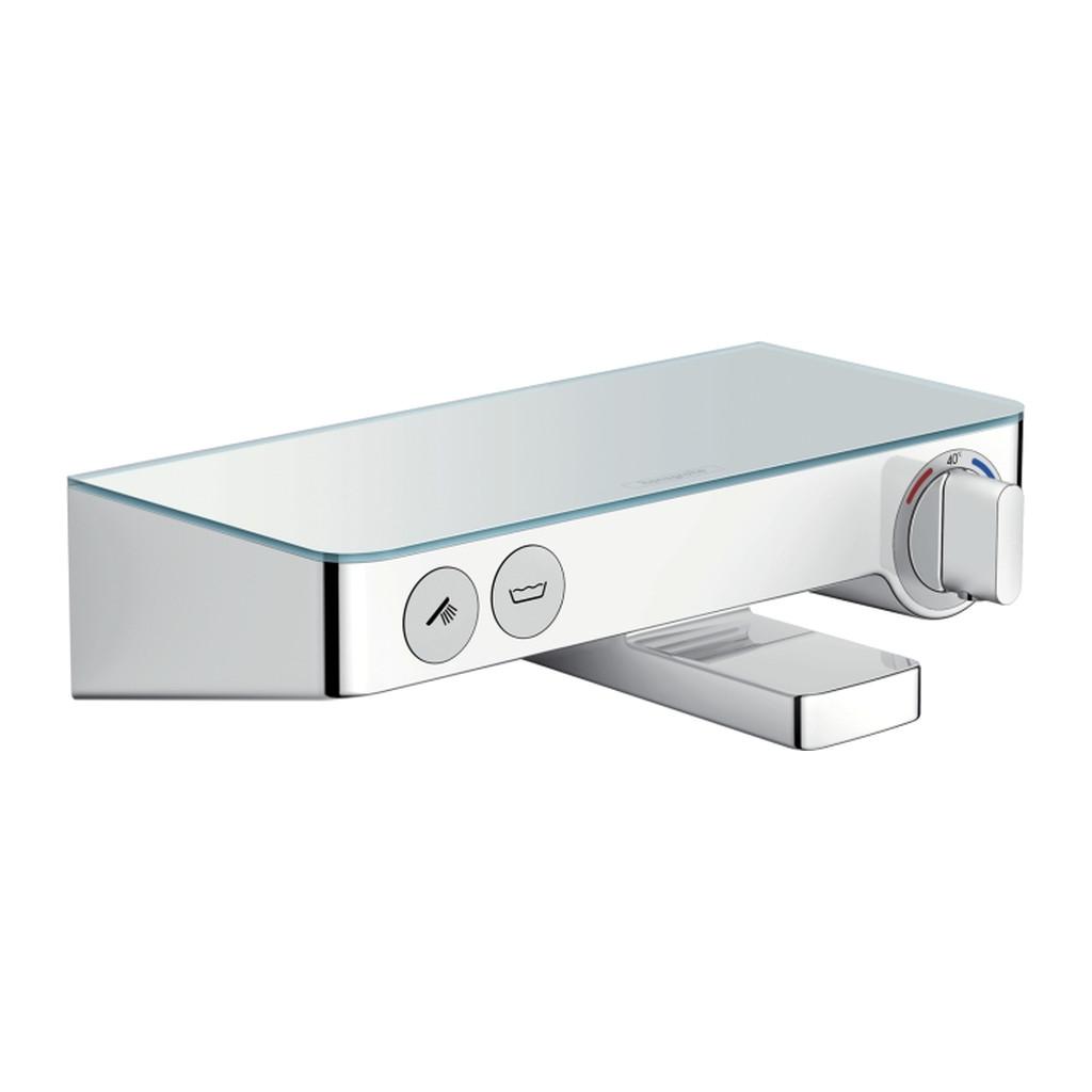 SELECT, TERMOSTATICKé BATéRIE NA STENU Hansgrohe ShowerTablet Select – termostatická vaňová batéria 13151400