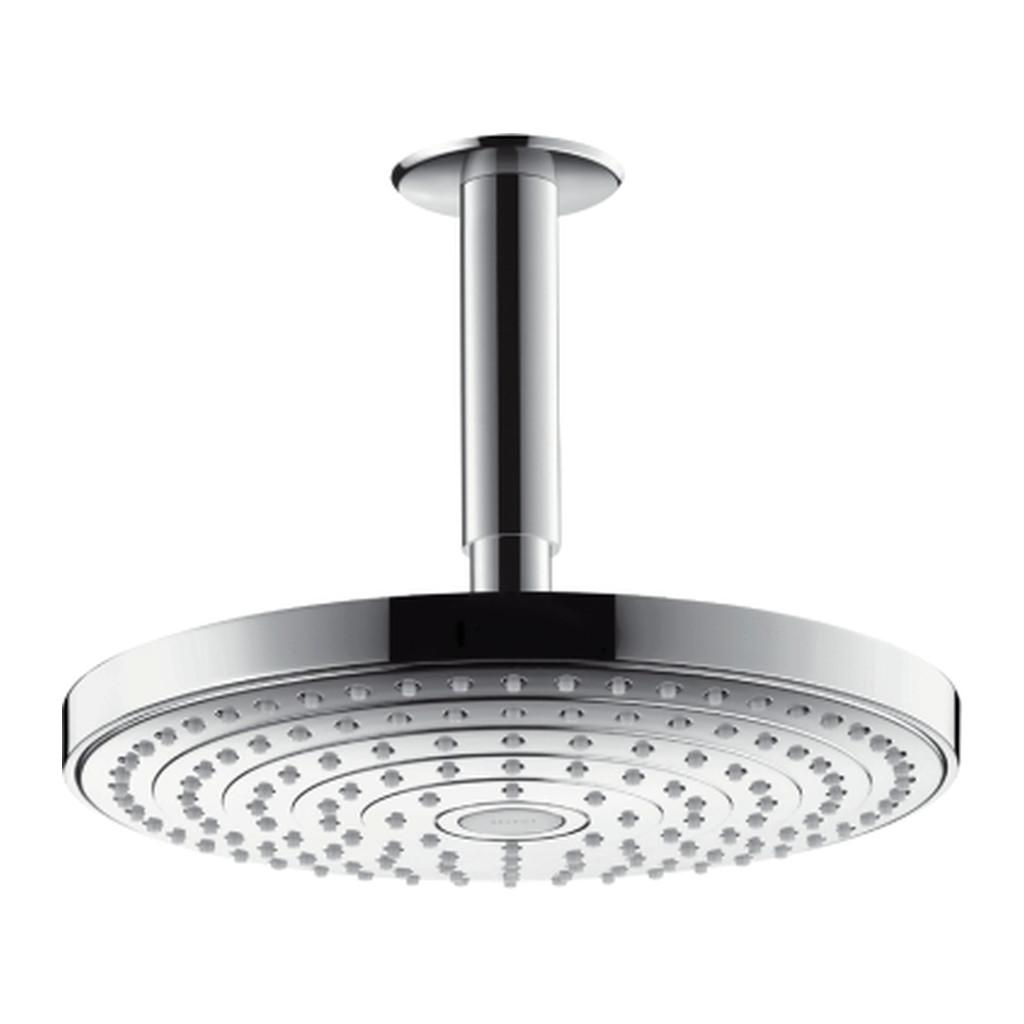 SELECT, HLAVOVé SPRCHY Hansgrohe Raindance Select S - horná sprcha 240 2jet s prívodom od stropu, biela/chróm 26467400