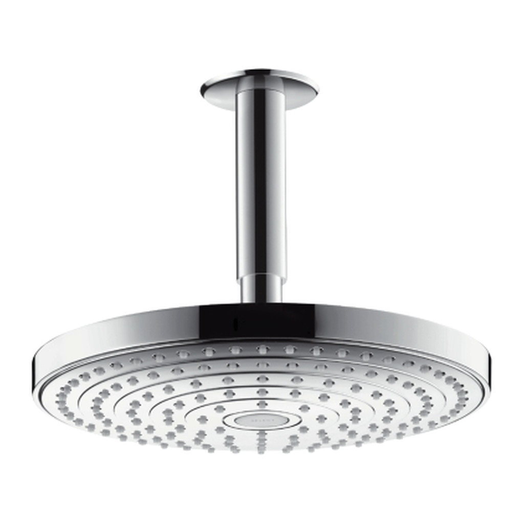 SELECT, HLAVOVé SPRCHY Hansgrohe Raindance Select S - horná sprcha 240 2jet EcoSmart s prívodom od stropu,chróm 26469000