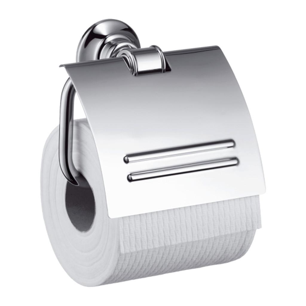 Axor Montreux - Držiak na toaletný papier, brúsený nikel 42036820