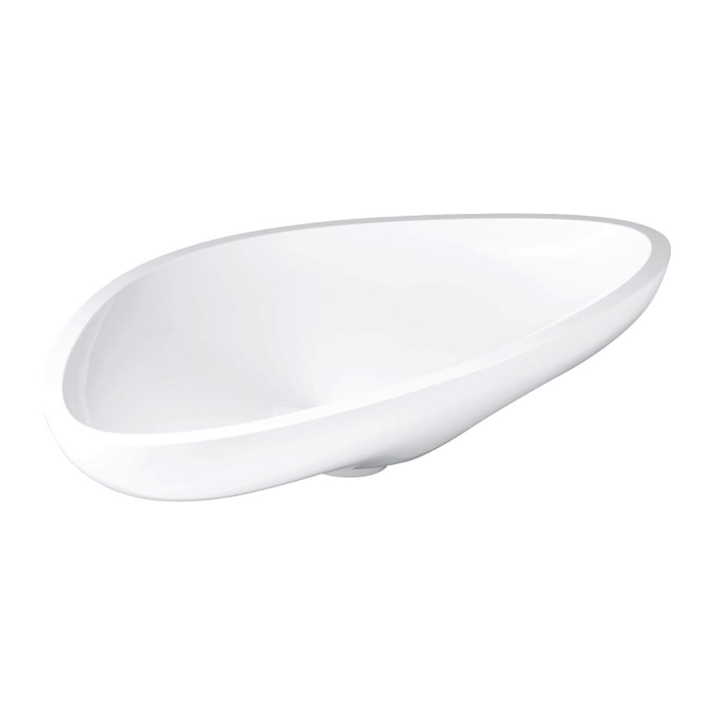 AXOR UMÝVADLÁ A VANE Axor Massaud - Umývadlová misa 800 mm, alpská biela 42300000