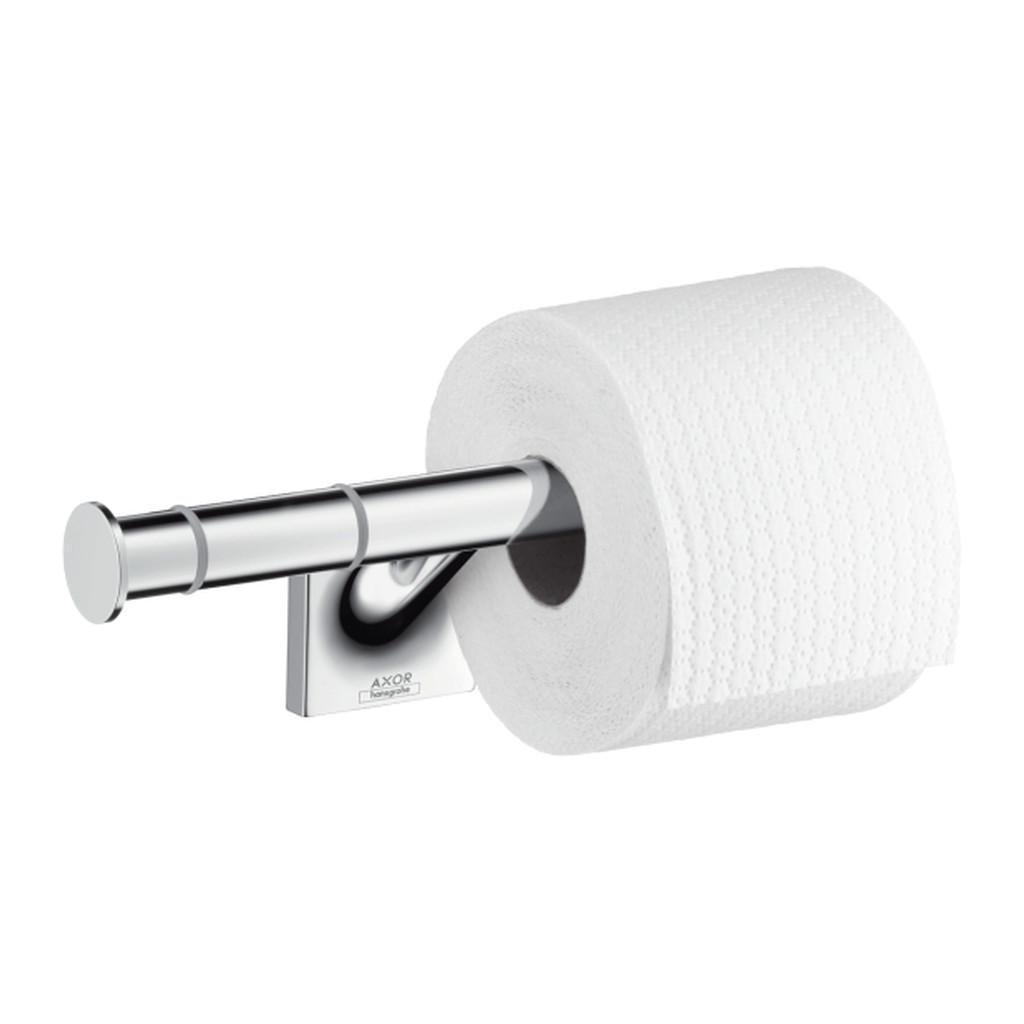 Axor Starck Organic - Držiak na toaletný papier, chróm 42736000