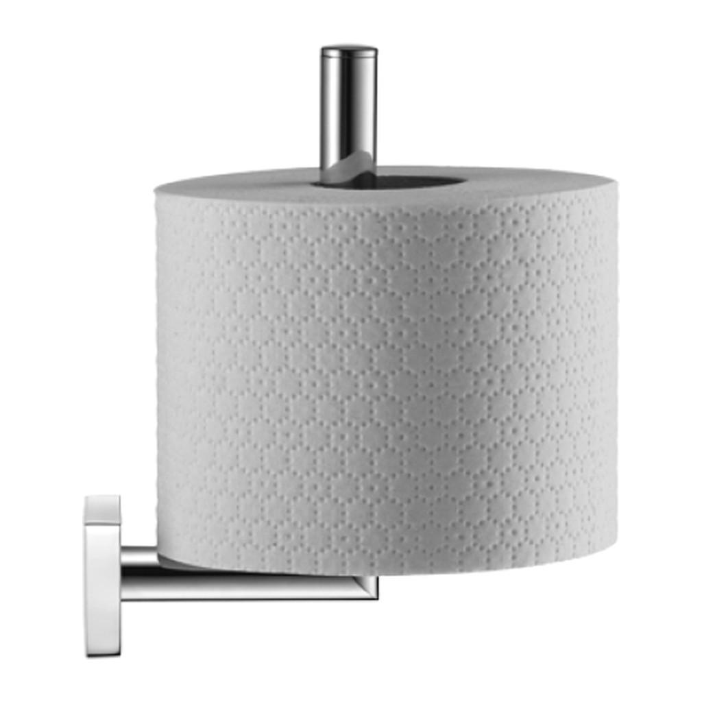 Duravit Karree - Držiak náhradného toaletného papiera 0099561000