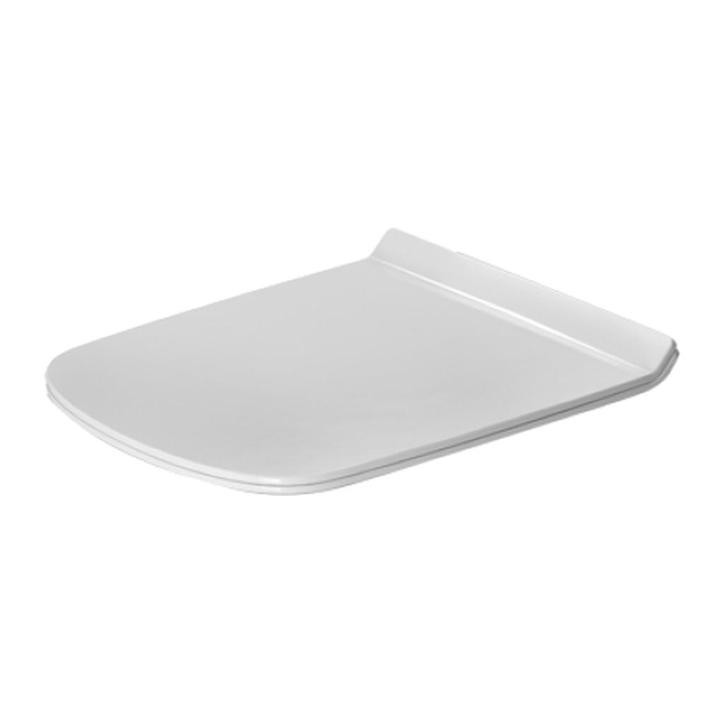 Duravit DuraStyle - WC sedátko, biele 0063710000