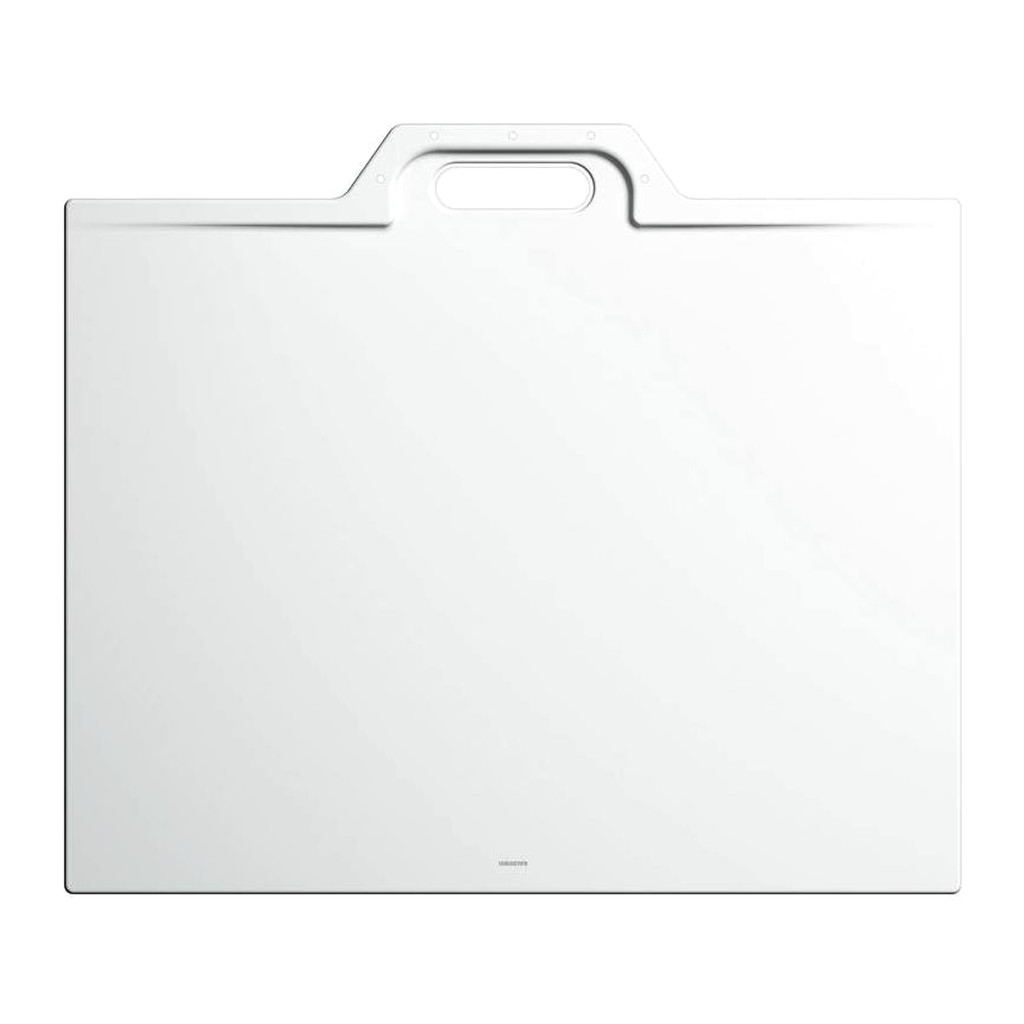 Kaldewei Xetis - Sprchová vanička, 100x100 cm, alpská biela 886