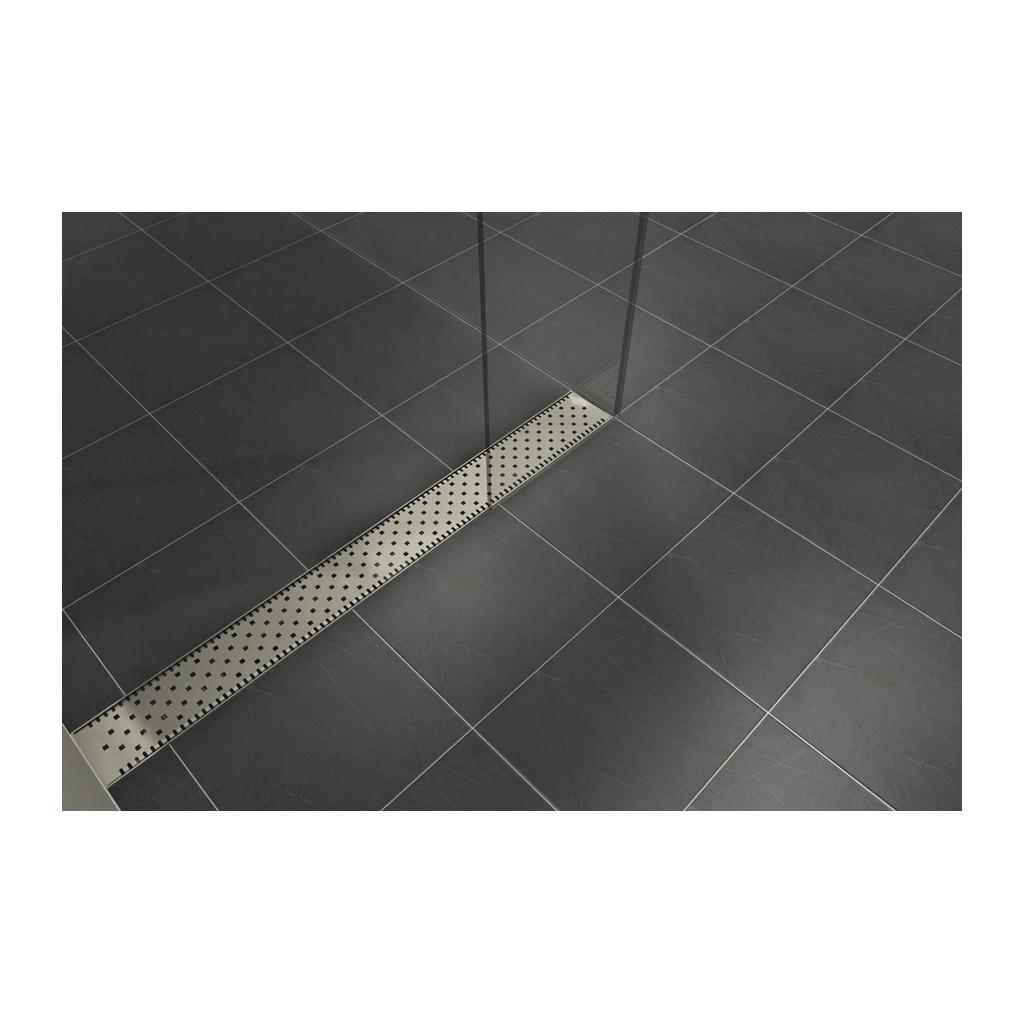 NEREZOVÉ SPRCHOVÉ ŽĽABY Sprchový rošt pre CLASSIC 90 a LIFT 90 - V0180-090
