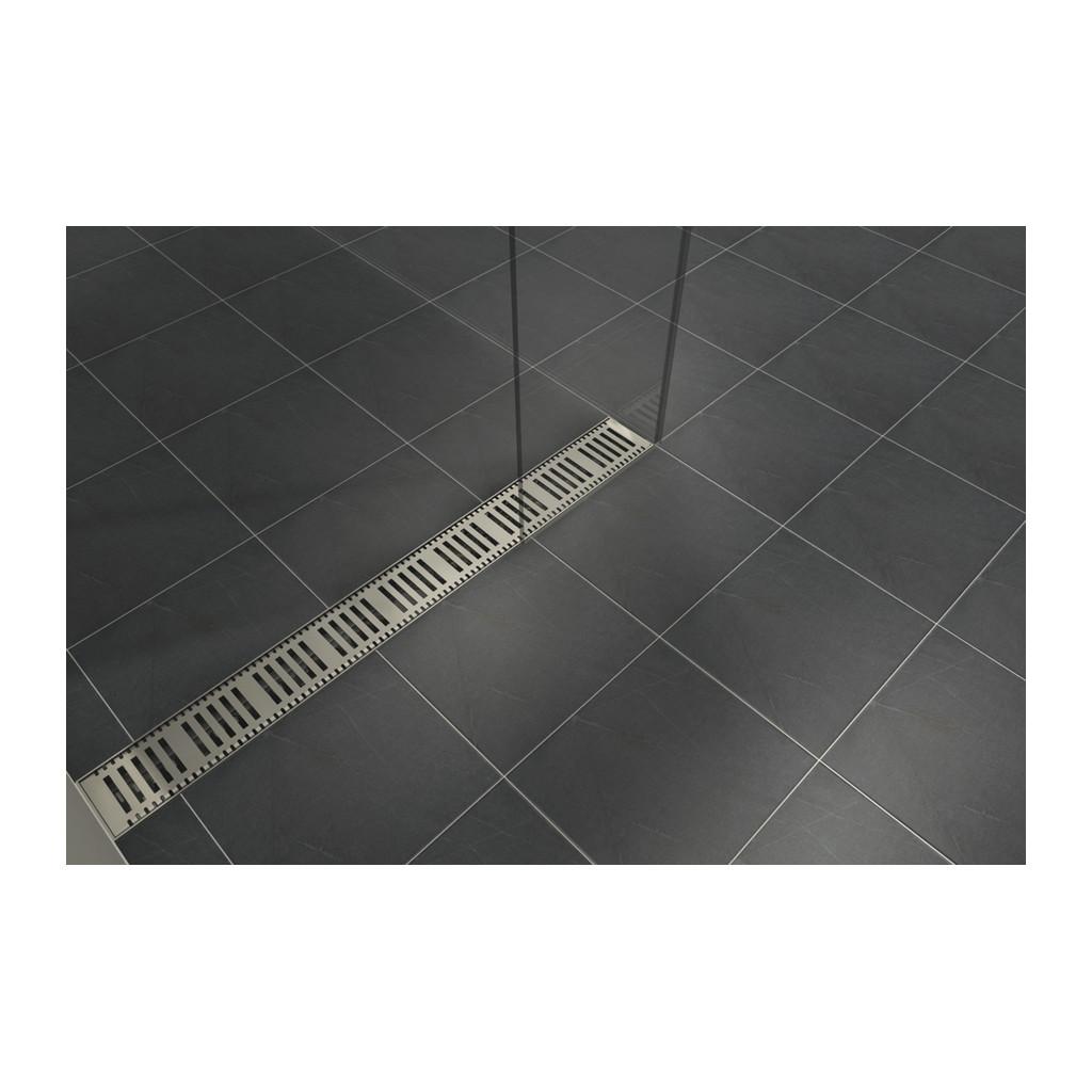 NEREZOVÉ SPRCHOVÉ ŽĽABY Sprchový rošt pre CLASSIC 90 a LIFT 90 - V0880-90