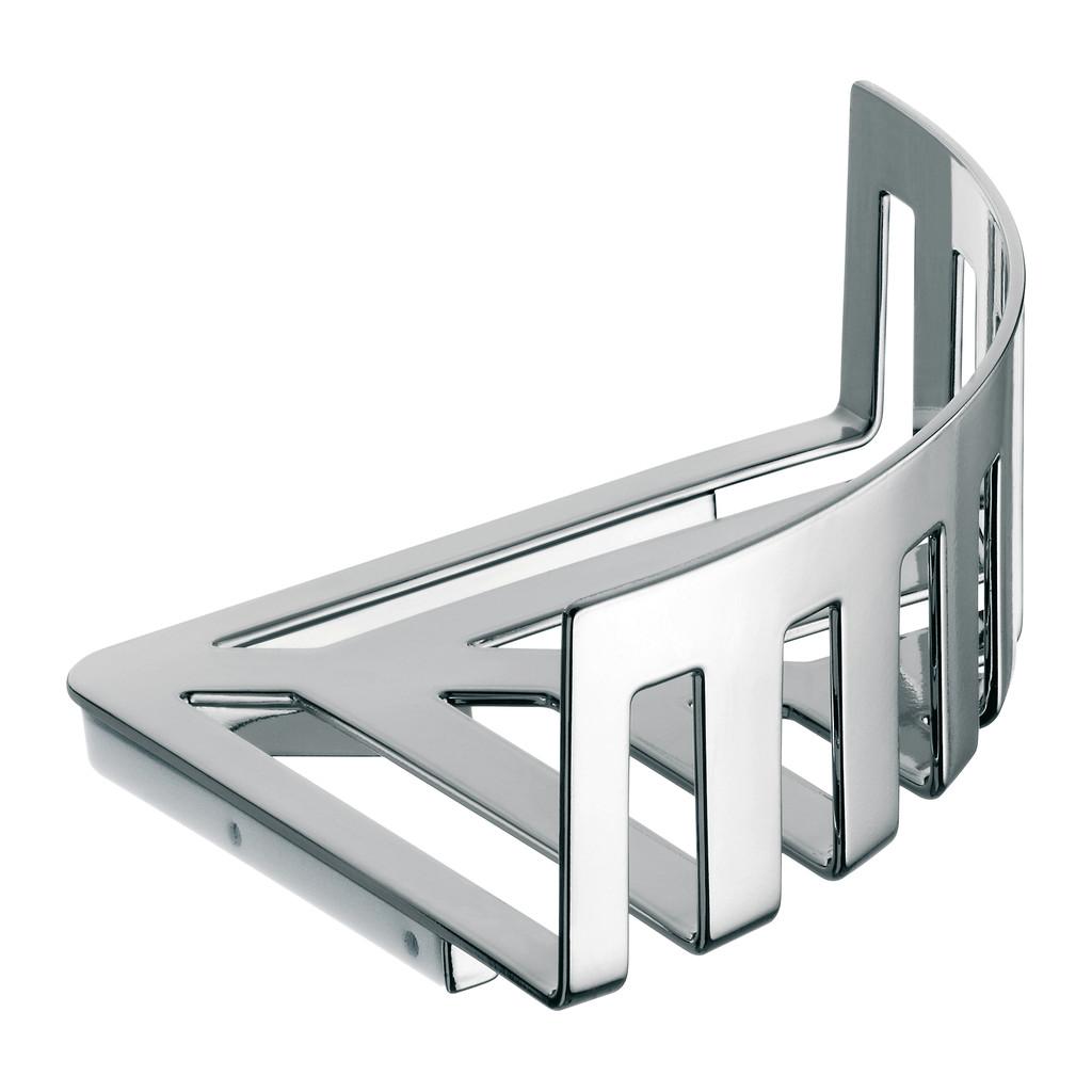 SYSTEM 2 Emco System 2 - Košík do sprchového kúta, 18,2x18,2 cm 354500133