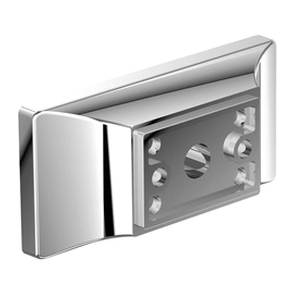 Emco Vara Designvarianten - spodný úchyt pre doplnky Vara, chróm 428000100