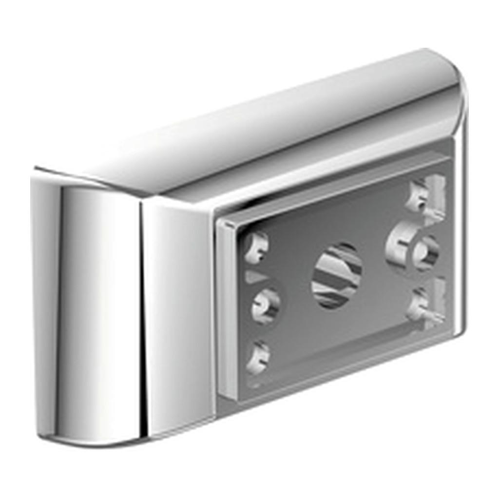 Emco Vara Designvarianten - spodný úchyt pre doplnky Vara, chróm 428000101