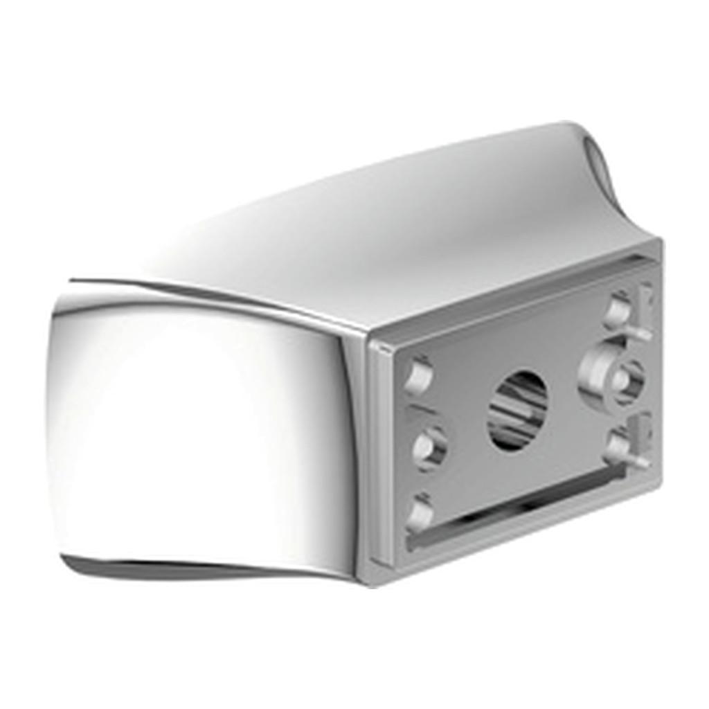 Emco Vara Designvarianten - spodný úchyt pre doplnky Vara, chróm 428000107