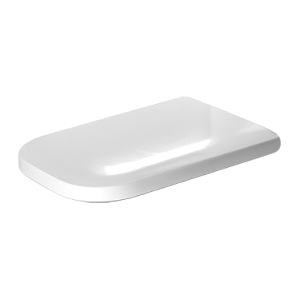 Duravit Happy D.2 - WC sedátko, bez sklápacej automatiky, predĺžené prevedenie, biele 0064610000