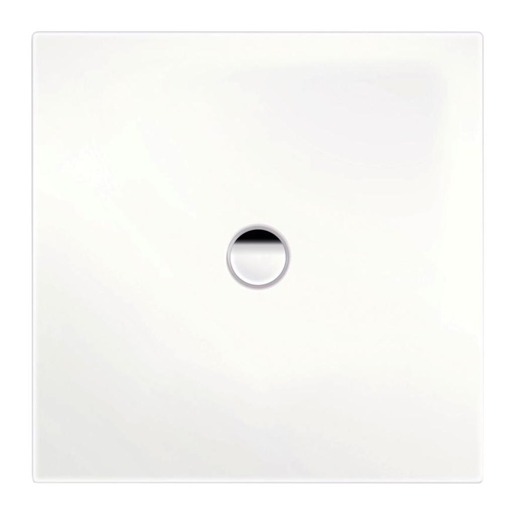 Kaldewei Scona - sprchová vanička 100x100 cm, alpská biela 916-1
