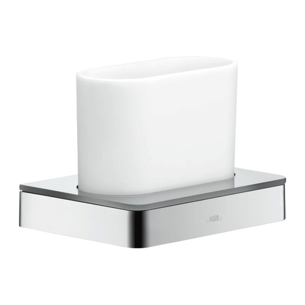 AXOR DOPLNKY Axor Universal - nádobka na ústnu hygienu, chróm 42834000