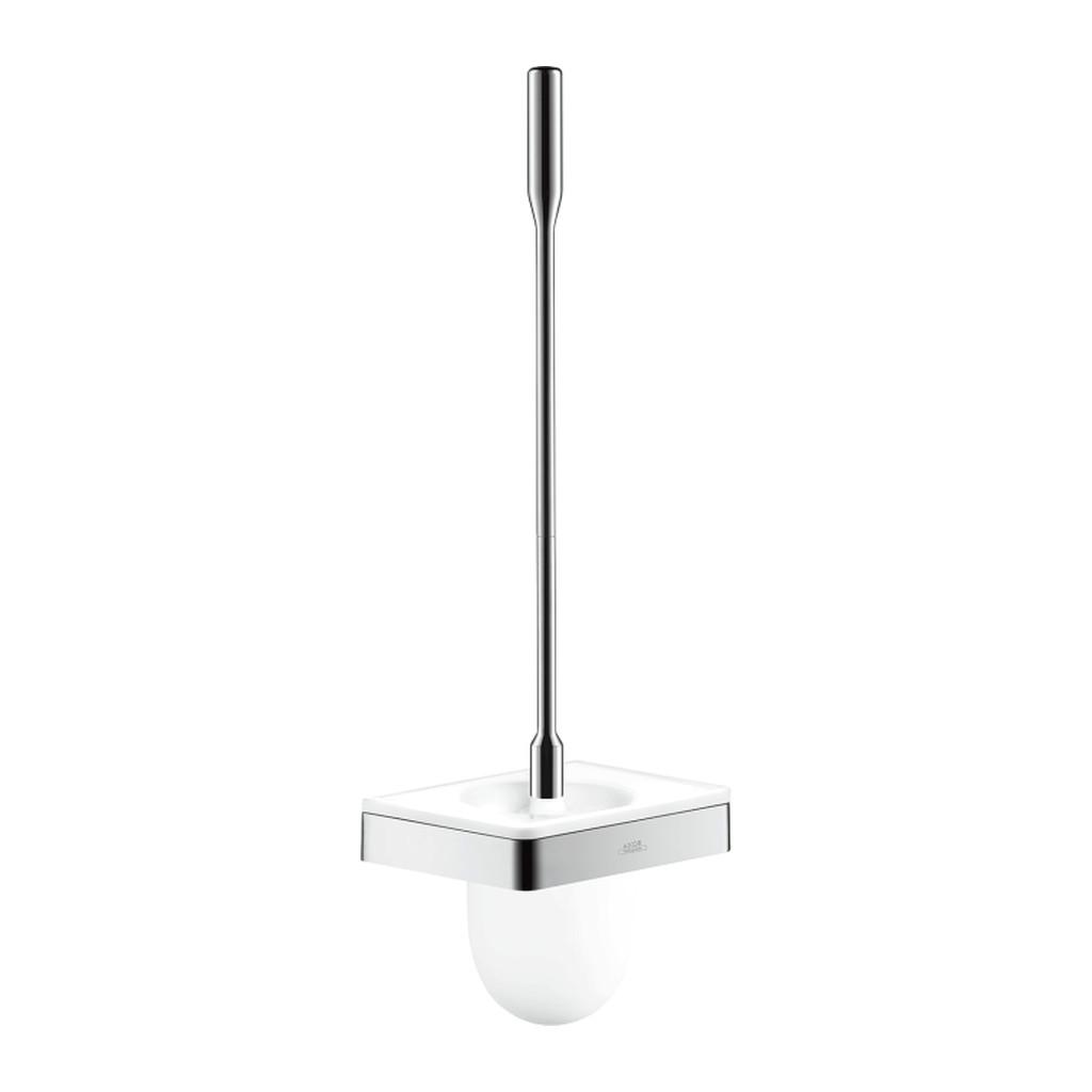 AXOR DOPLNKY Axor Universal - držiak pre WC kefu na stenu, chróm 42835000