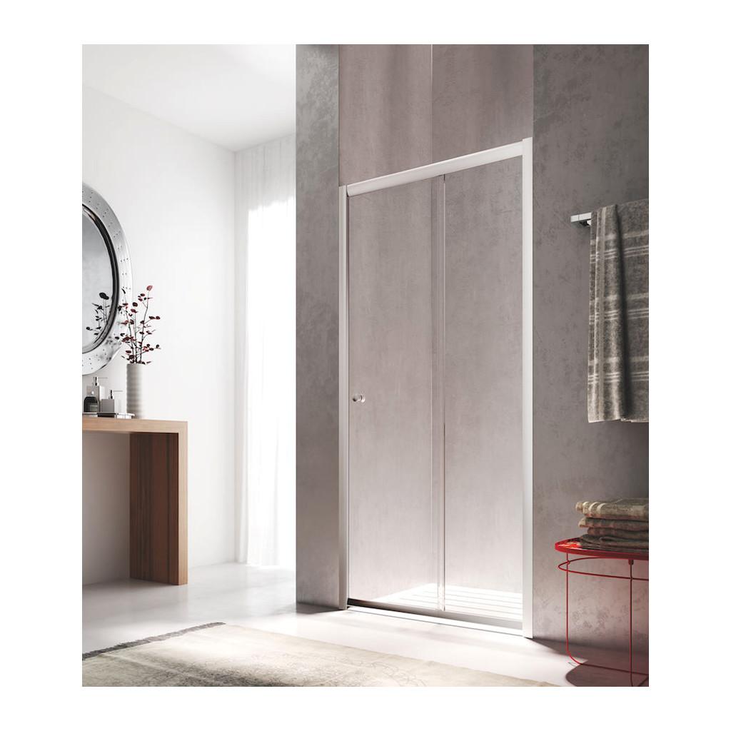 Glass 1989 Isy - posuvné dvere do niky 140 cm