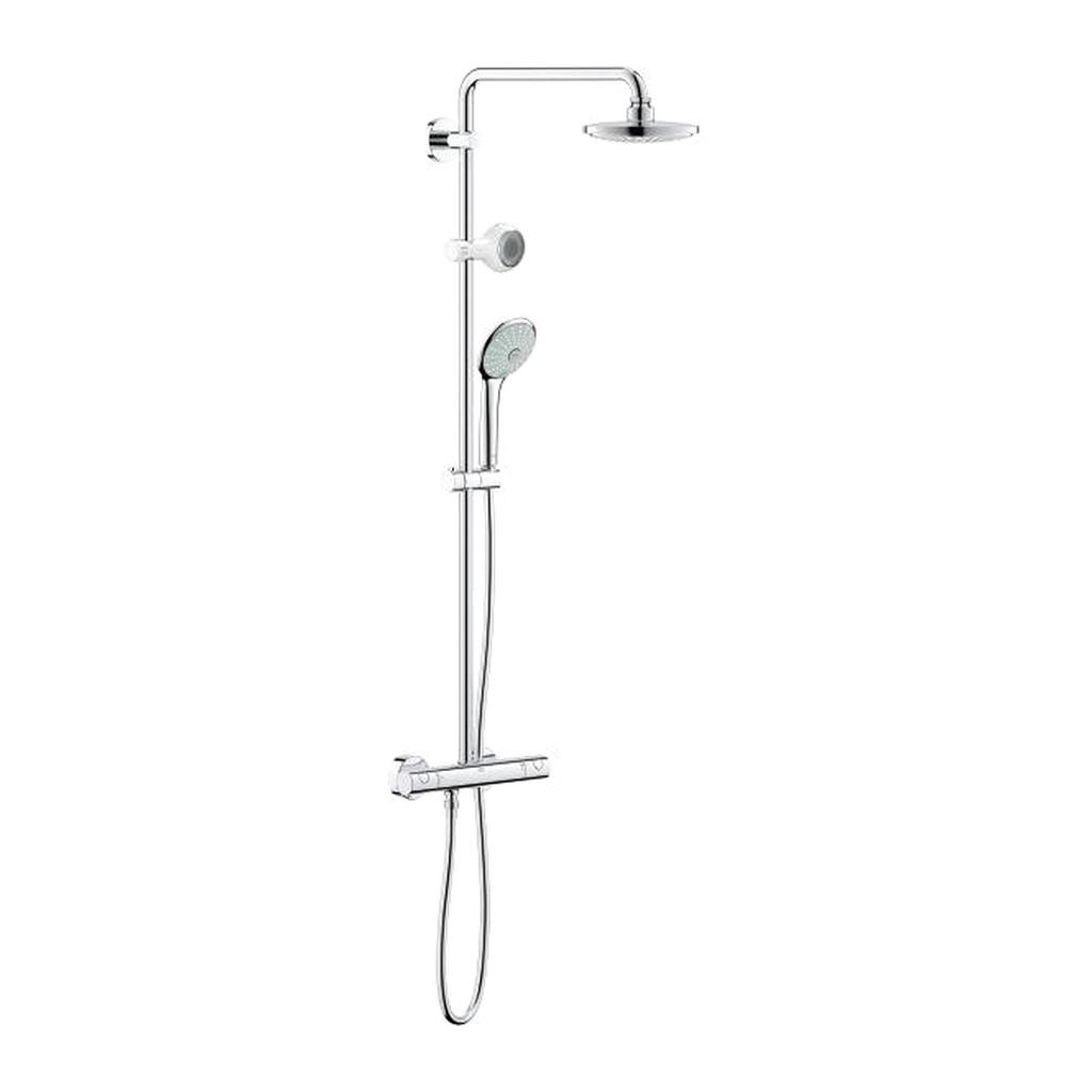 EUPHORIA Grohe Euphoria System 180 - sprchový systém s termostatickou batériou, chróm 26273000