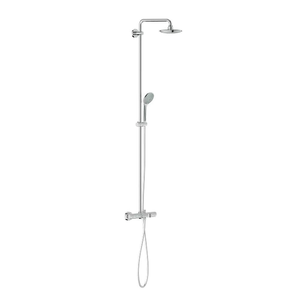 EUPHORIA Grohe Euphoria System 180 - sprchový systém s termostatickou vaňovou batériou, chróm 27475000