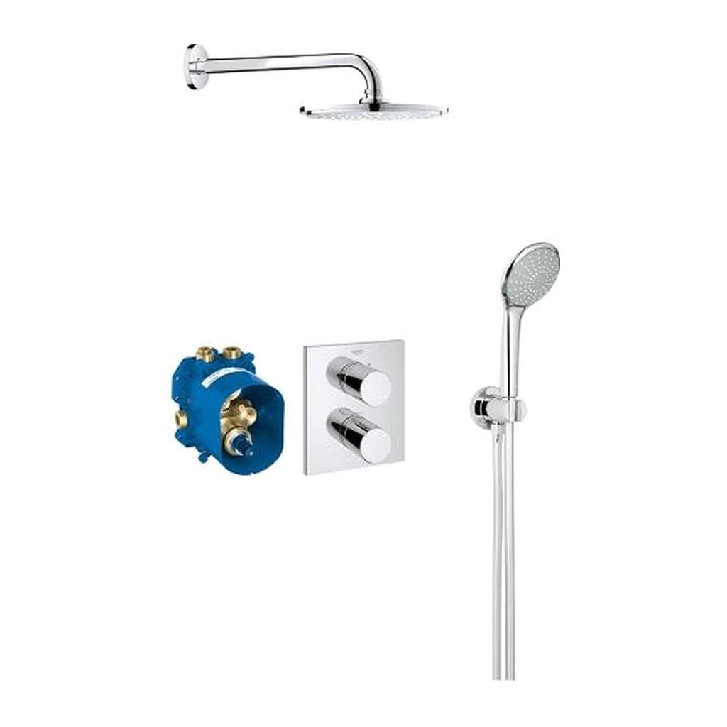 Grohe Grohtherm 3000 Cosmopolitan - sprchový set, chróm 34408000