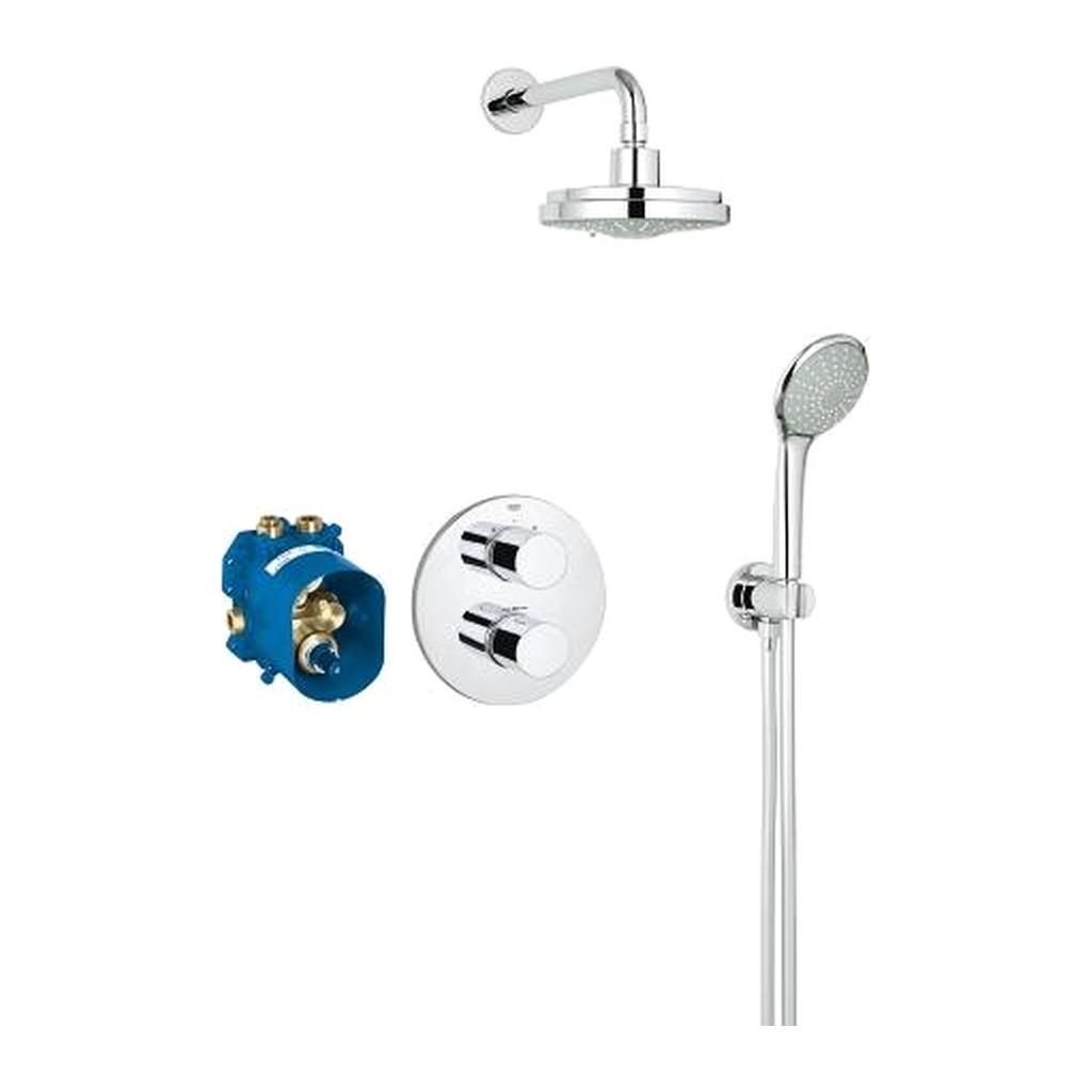 Grohe Grohtherm 3000 Cosmopolitan - sprchový set, chróm 34399000