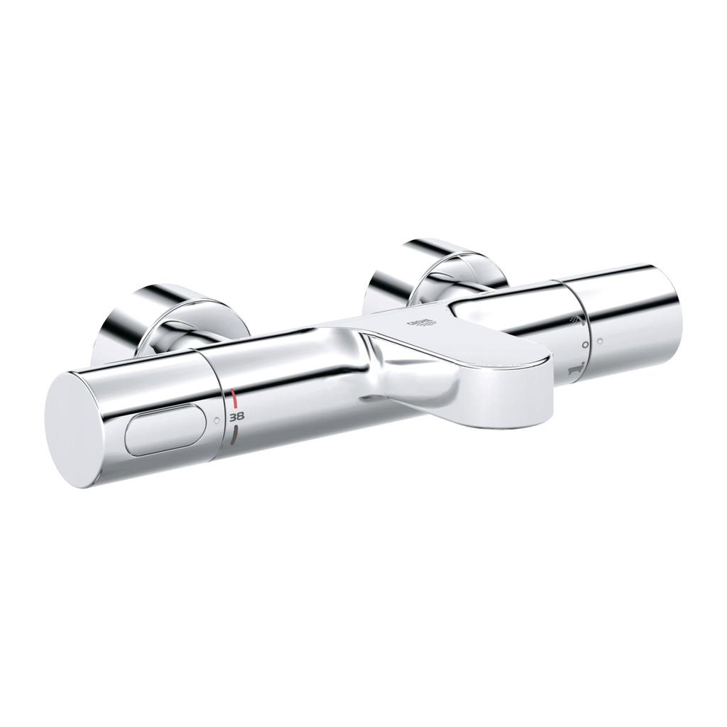 Grohe Grohtherm 3000 Cosmopolitan - Termostatická vaňová batéria, chróm 34276000