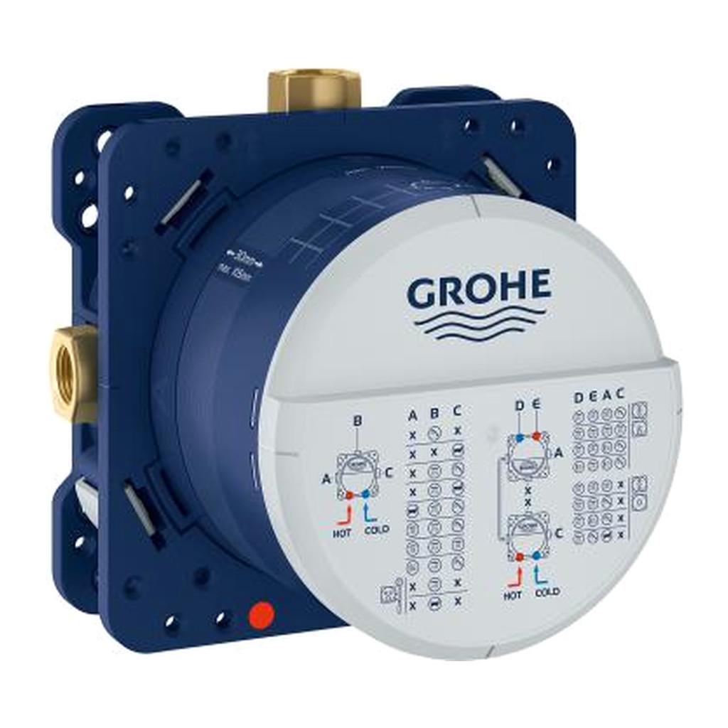 Grohe Rapido Smart Box - podomietkové teleso pre termostatické batérie Smart Control, 35600000