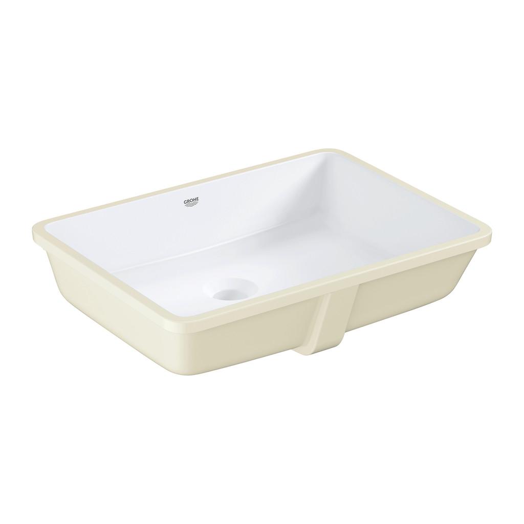 Grohe Cube Ceramic - Vstavané umývadlo 50 cm, PureGuard, alpská biela 3948000H