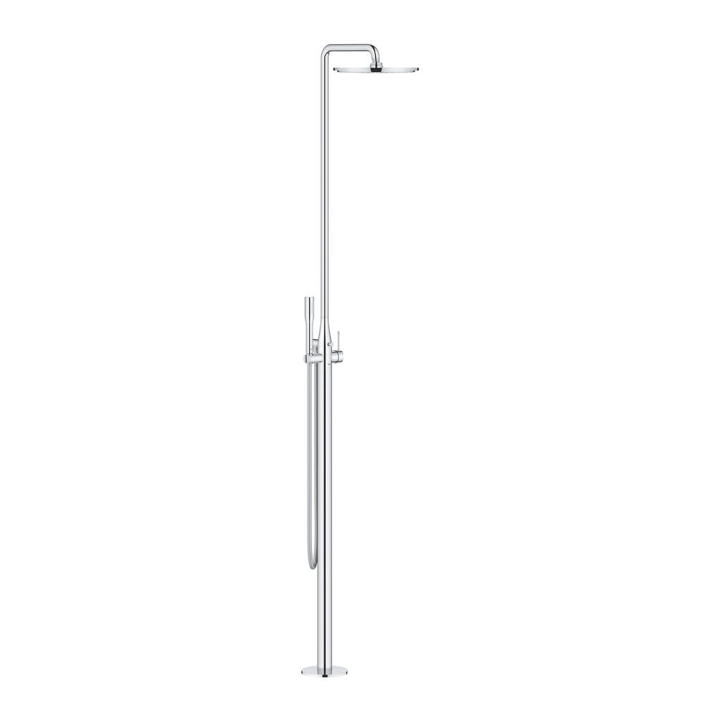 Grohe Essence - Páková sprchová batéria, chróm 23741001