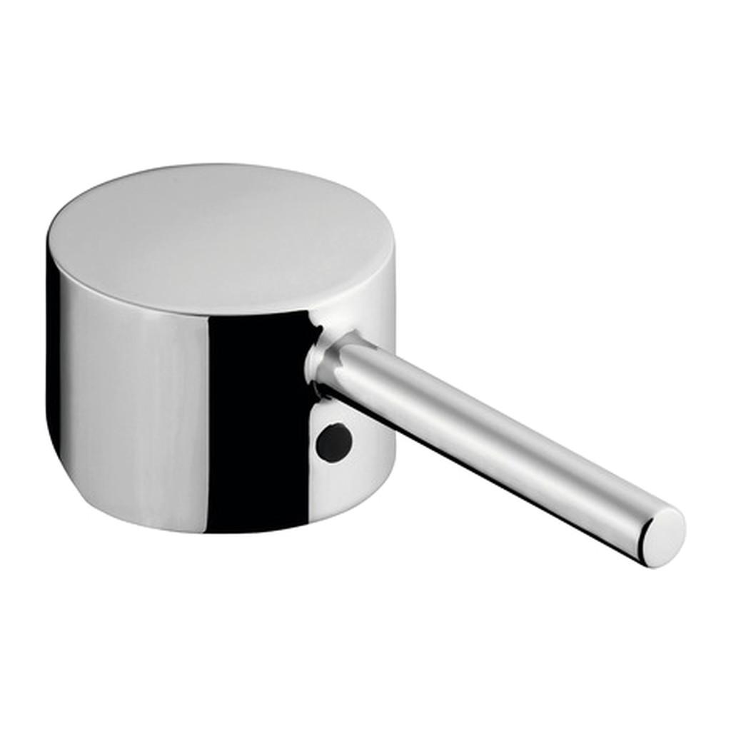Axor - Rukoväť pre vaňové a sprchové batérie Axor Starck Puro s inštaláciou na stenu , chróm 10490000