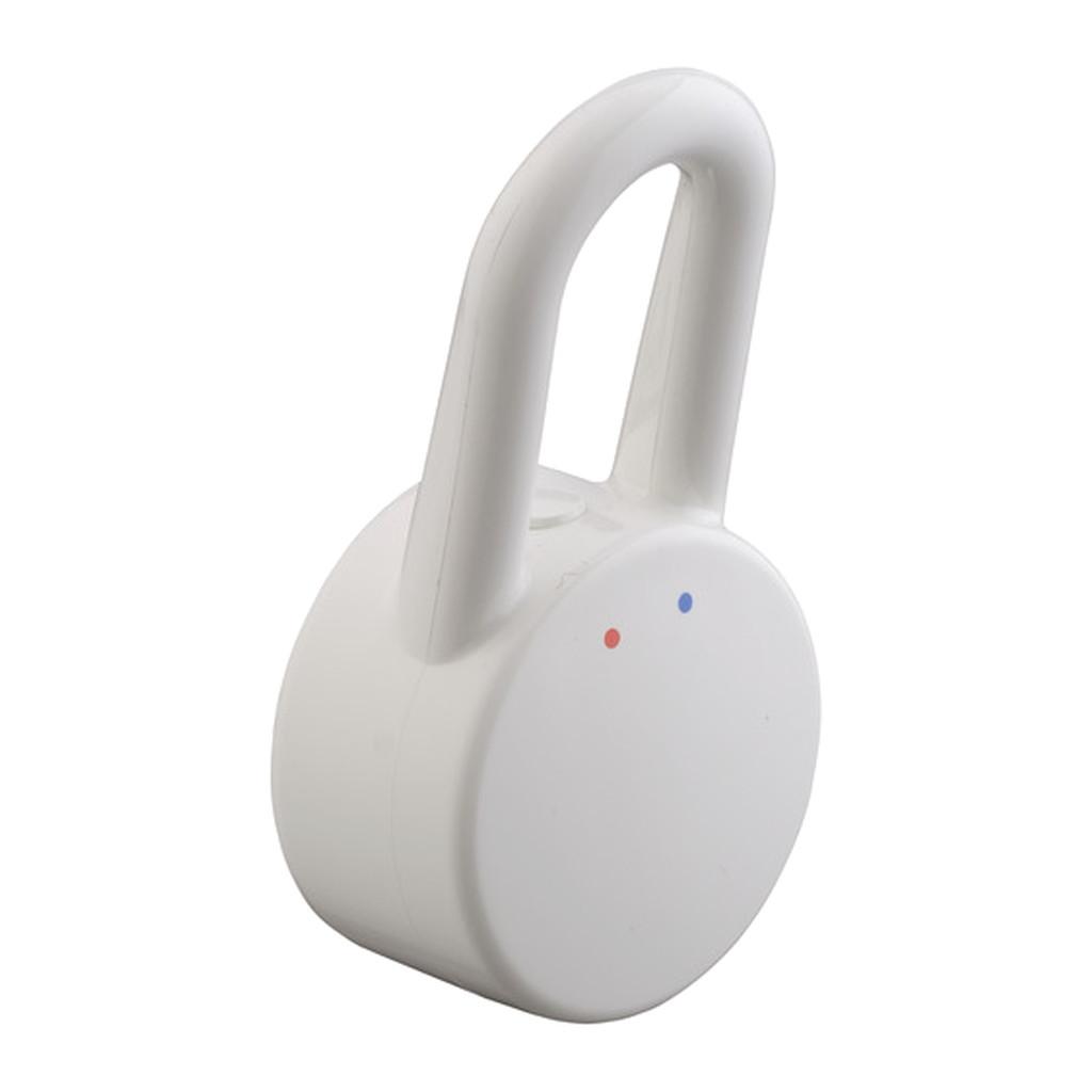 Axor - Rukoväť pre vaňové a sprchové batérie Axor Uno Color , biela 13690450