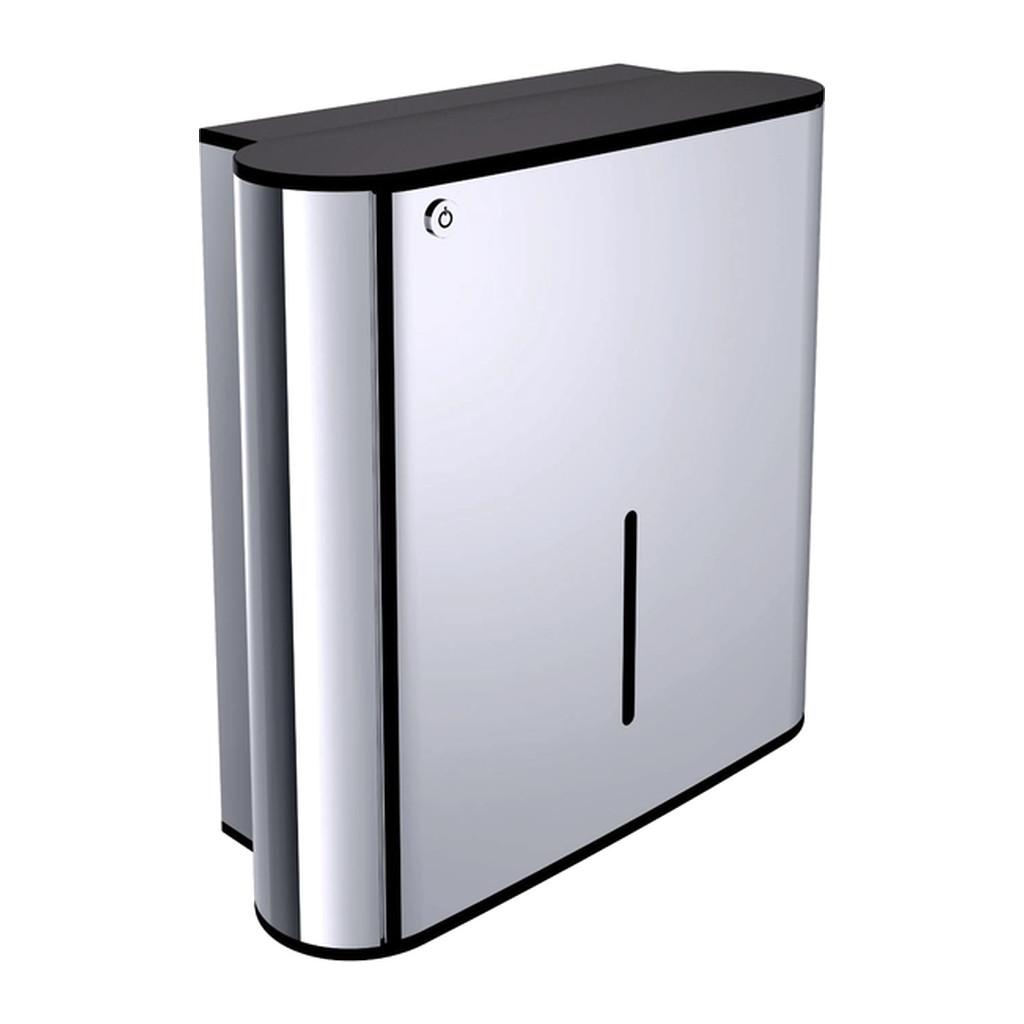 Emco System 2 - Zásobník na papierové uteráky, chróm 354900100