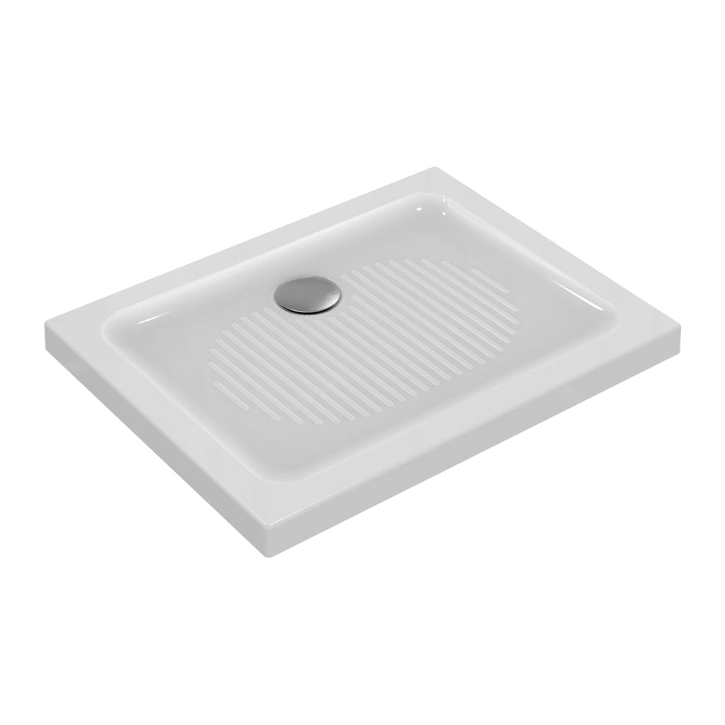Ideal Standard Connect - Sprchová vanička keramická 90 x 70 cm, Protisklzová úprava, T2671YK