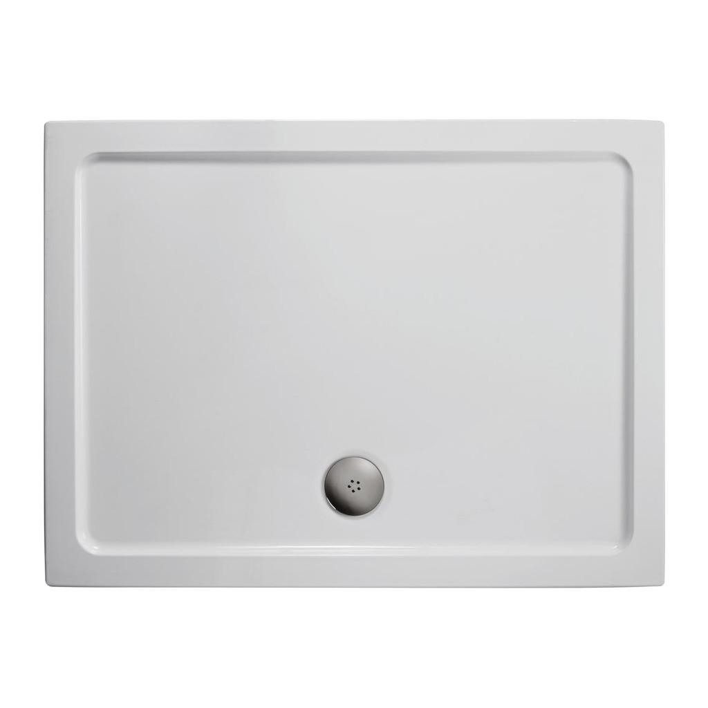 Ideal Standard Simplicity Stone - Sprchová vanička liaty mramor 170 x 70 cm, Biela, L505501