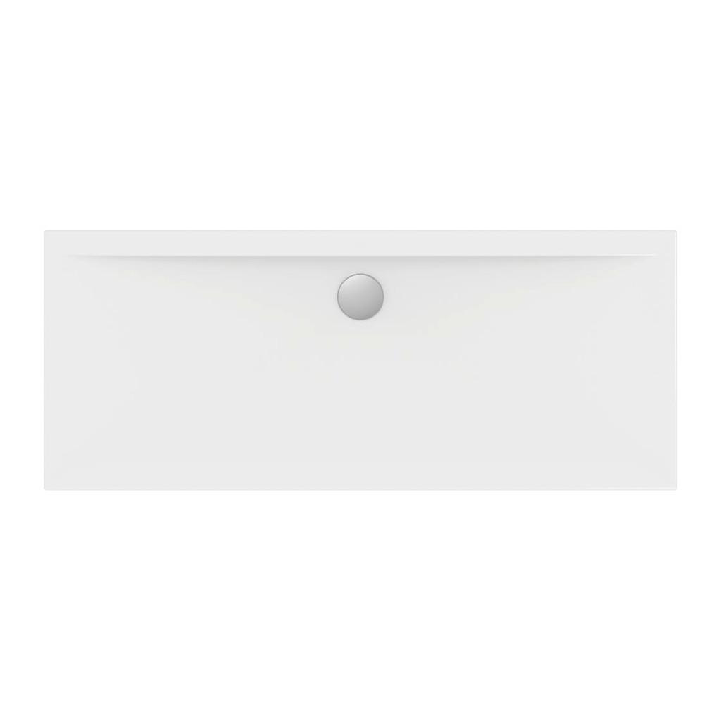 Ideal Standard Ultra Flat - Sprchová vanička 170 x 70 cm, Biela, K193801