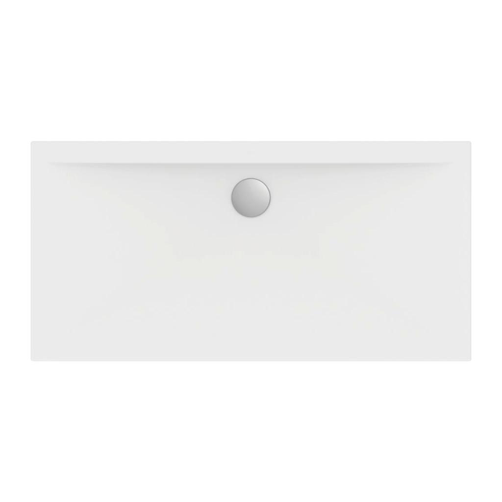 Ideal Standard Ultra Flat - Sprchová vanička 140 x 70 cm, Biela, K193701