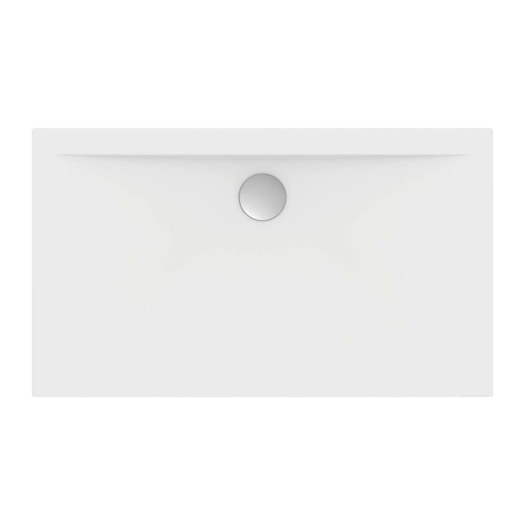 Ideal Standard Ultra Flat - Sprchová vanička 120 x 70 cm, Biela, K193601