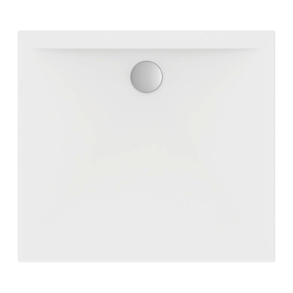 Ideal Standard Ultra Flat - Sprchová vanička 100 x 90 cm, Biela, K518101