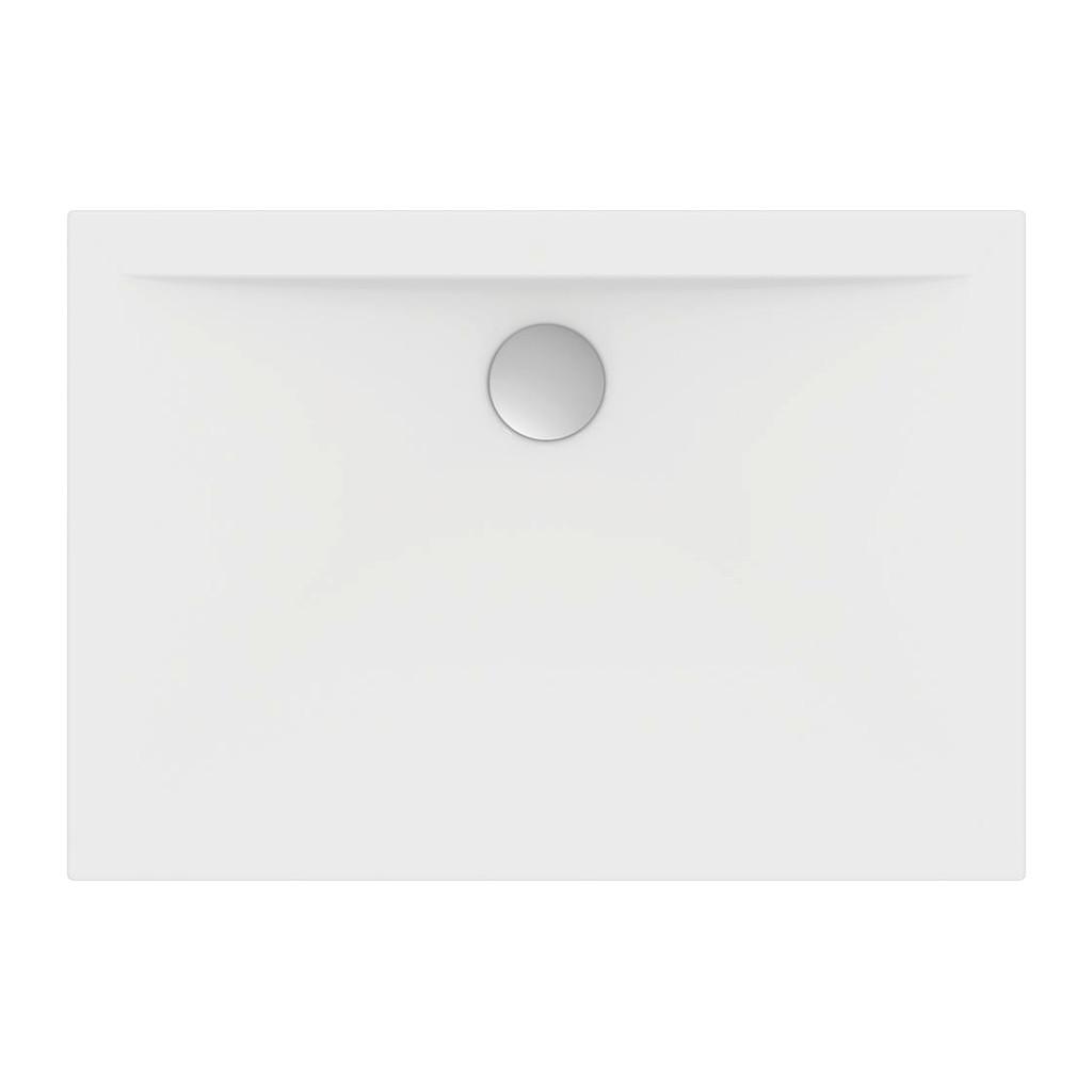 Ideal Standard Ultra Flat - Sprchová vanička 100 x 70 cm, Biela, K193501