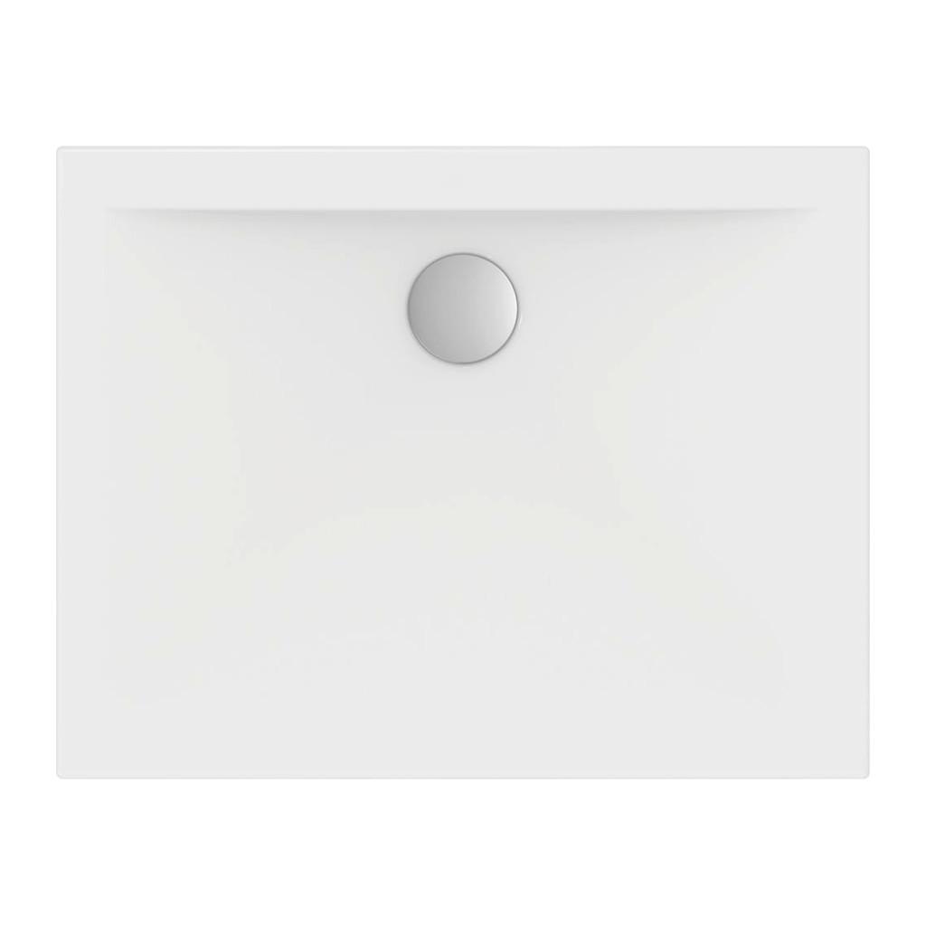 Ideal Standard Ultra Flat - Sprchová vanička 90 x 70 cm, Biela, K193401