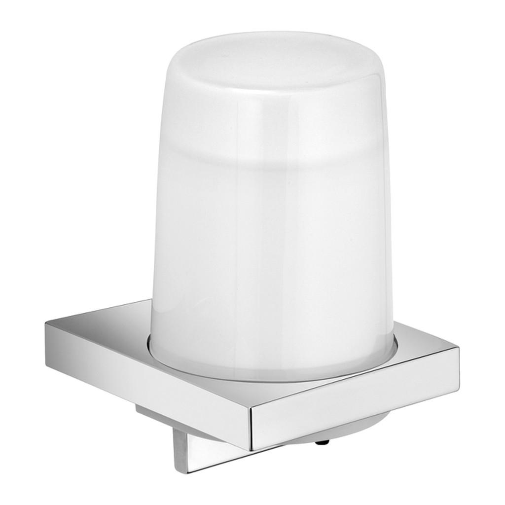 Keuco Edition 11 - Nástenný dávkovač tekutého mydla, matné sklo, chróm 11152019000