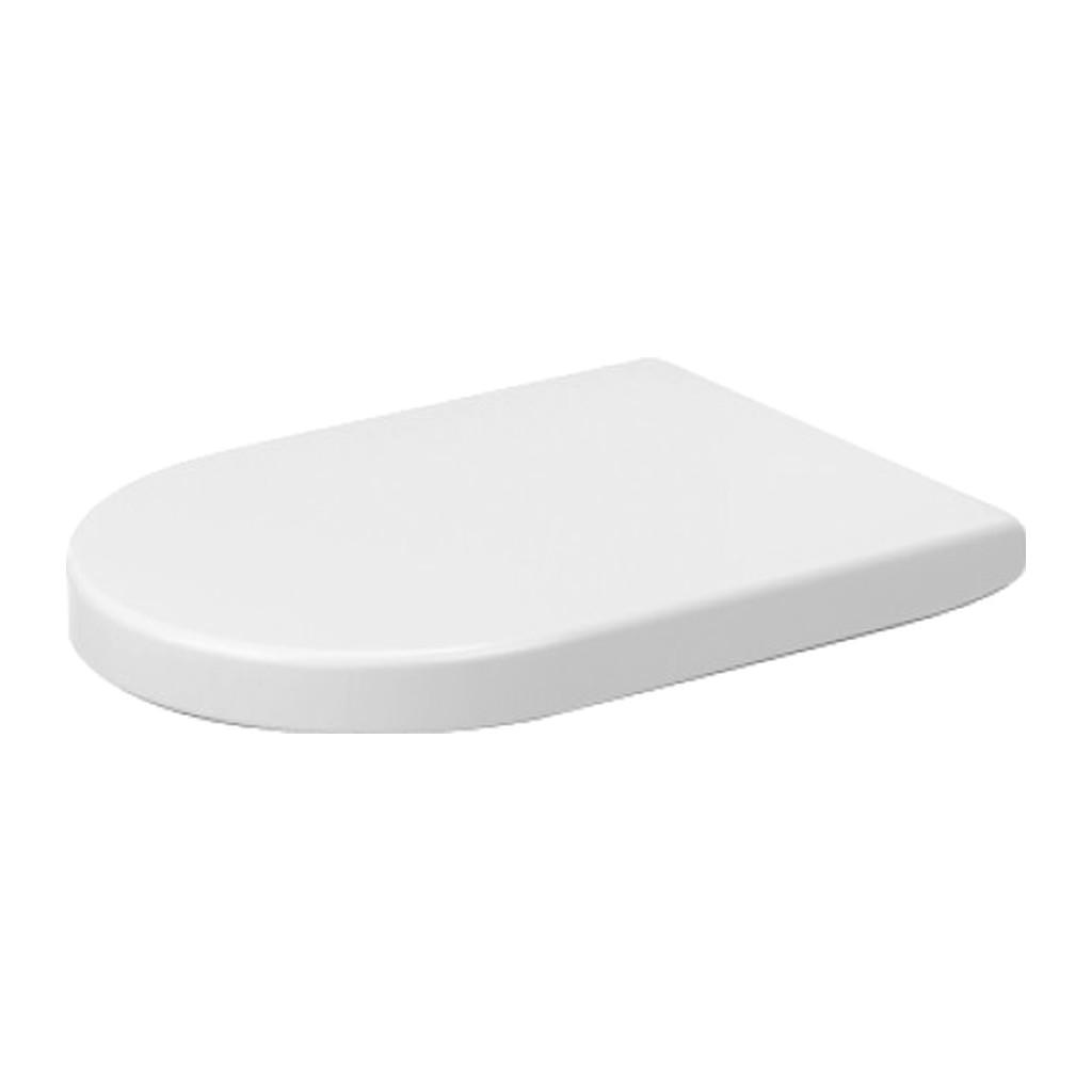 Duravit Darling New - WC sedátko, biele 0063320000