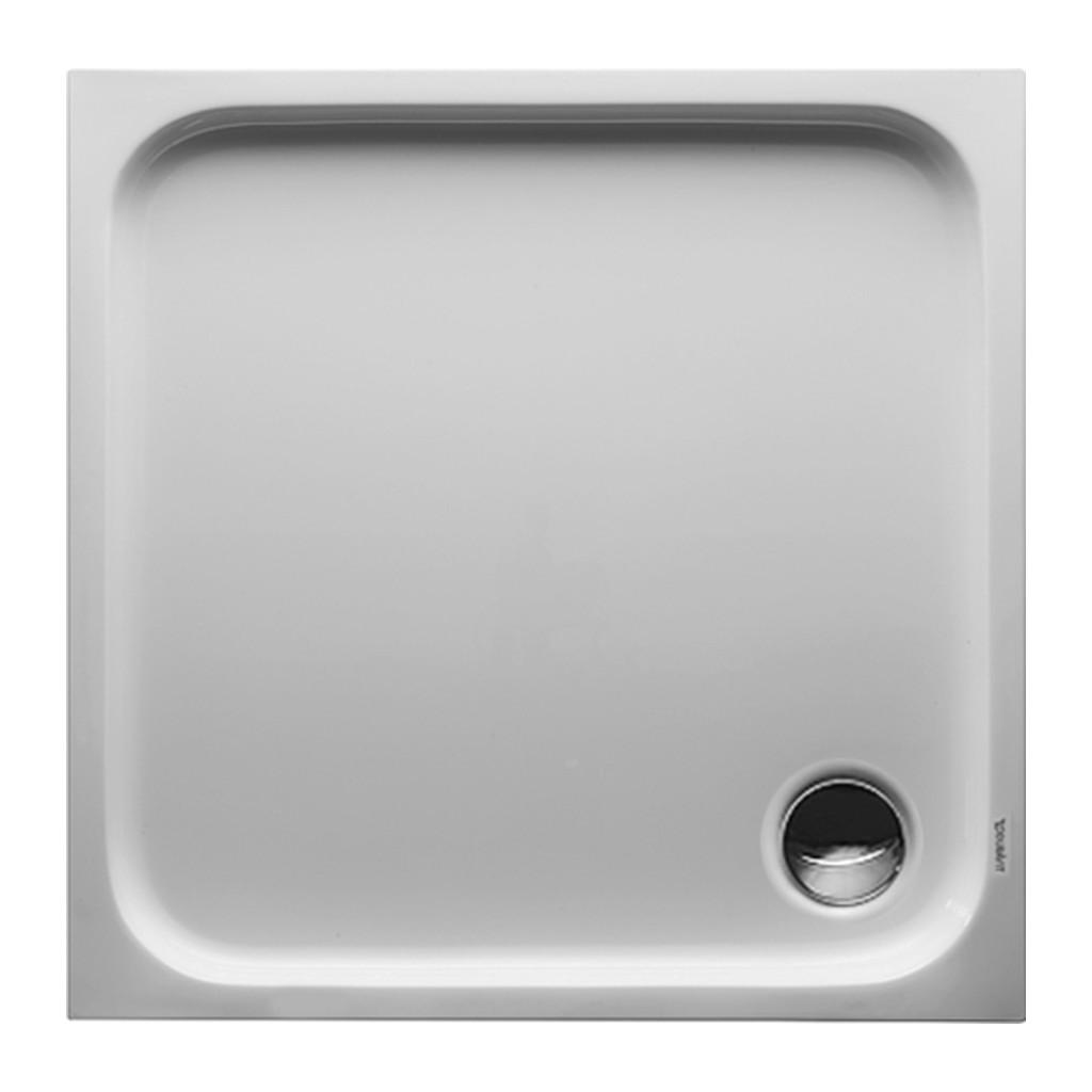 Duravit D-Code - sprchová vanička 80x80 cm 720062000000000