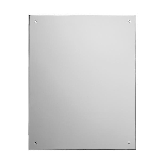 Sanela - Nerezové antivandalové zrkadlo (600 x 400 mm)