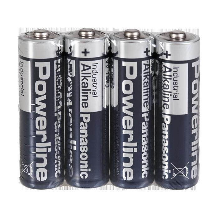 Sanela - Sada 4ks alkalických batérií AA, 1,5V, 2700mAh